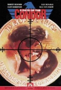 Three Days of the Condor (1975) movie poster