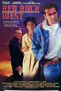 Red Rock West (1993) movie poster