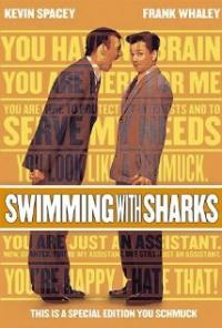 Swimming with Sharks movie poster