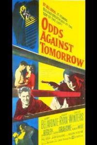 Odds Against Tomorrow (1959) movie poster