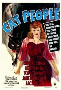 Cat People (1942) movie poster