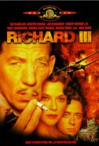Richard III (1995) movie poster