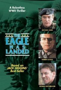 The Eagle Has Landed (1976) movie poster