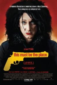 This Must Be the Place (2011) movie poster