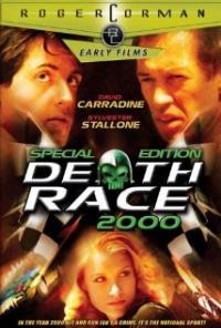 Death Race 2000 (1975) movie poster