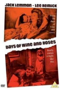 Days of Wine and Roses (1962) movie poster