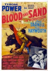 Blood and Sand (1941) movie poster