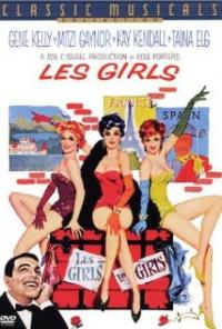 Les Girls (1957) movie poster