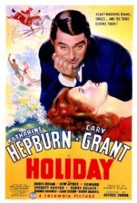 Holiday (1938) movie poster