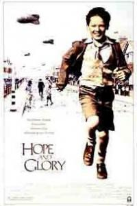 Hope and Glory (1987) movie poster