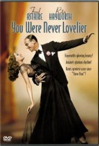 You Were Never Lovelier (1942) movie poster