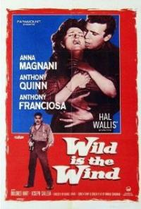 Wild Is the Wind (1957) movie poster