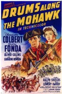 Drums Along the Mohawk (1939) movie poster