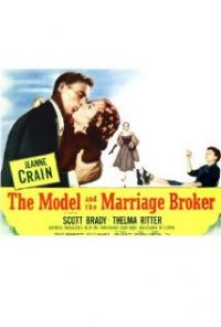 The Model and the Marriage Broker (1951) movie poster
