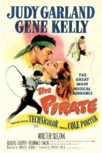 The Pirate (1948) movie poster