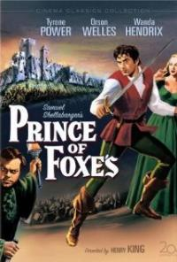 Prince of Foxes (1949) movie poster