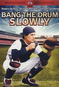 Bang the Drum Slowly (1973) movie poster
