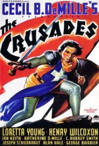 The Crusades (1935) movie poster