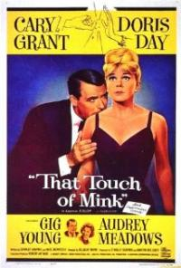 That Touch of Mink (1962) movie poster