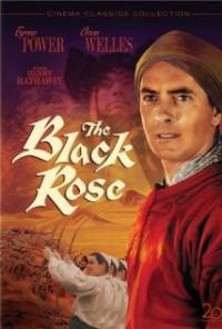 The Black Rose (1950) movie poster