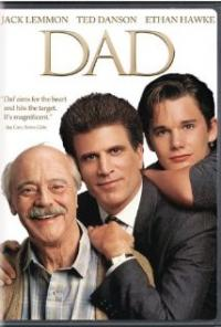Dad (1989) movie poster