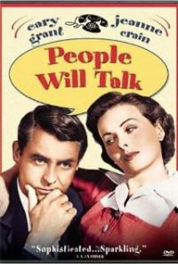 People Will Talk (1951) movie poster