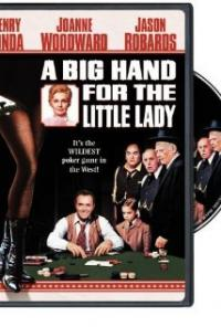 A Big Hand for the Little Lady (1966) movie poster