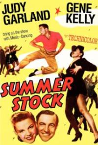 Summer Stock (1950) movie poster