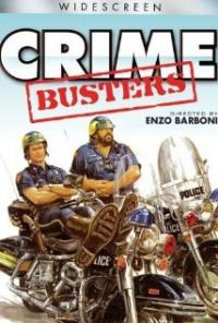 Crime Busters (1977) movie poster