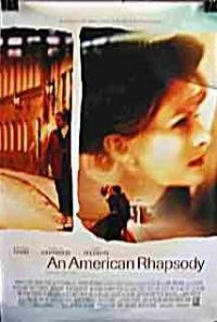 An American Rhapsody (2001) movie poster
