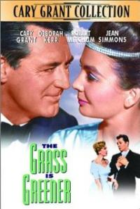 The Grass Is Greener (1960) movie poster