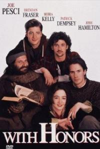With Honors (1994) movie poster