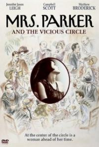 Mrs. Parker and the Vicious Circle (1994) movie poster