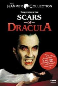 Scars of Dracula (1970) movie poster