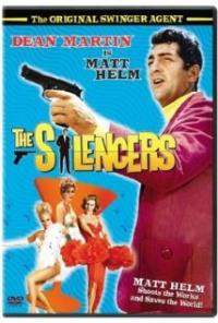 The Silencers (1966) movie poster