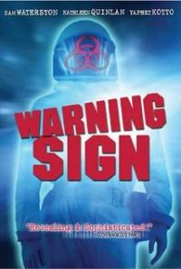 Warning Sign (1985) movie poster