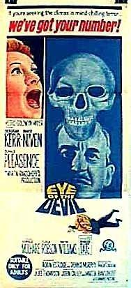 Eye of the Devil (1966) movie poster