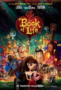 The Book of Life (2014) movie poster