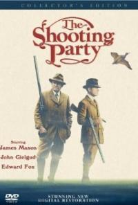 The Shooting Party (1985) movie poster
