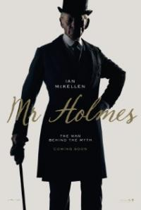 Mr. Holmes (2015) movie poster