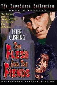 The Flesh and the Fiends (1960) movie poster