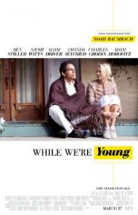 While We're Young (2014) movie poster