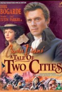 A Tale of Two Cities (1958) movie poster