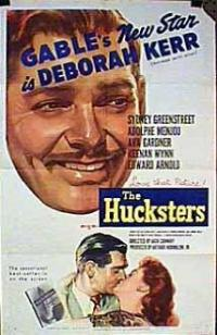 The Hucksters (1947) movie poster