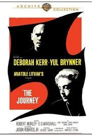The Journey (1959) movie poster