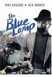 The Blue Lamp (1950) movie poster