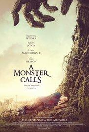 A Monster Calls (2016) movie poster