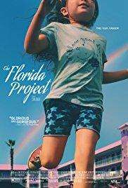 The Florida Project (2017) movie poster