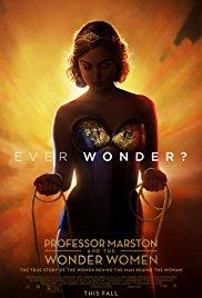 Professor Marston and the Wonder Women (2017) movie poster
