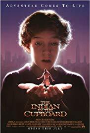 The Indian in the Cupboard (1995) movie poster